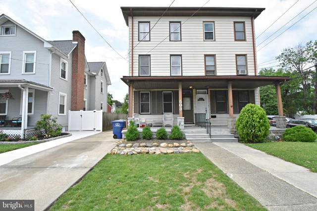 503 Cinnaminson Avenue, PALMYRA, NJ 08065 (MLS #NJBL399884) :: The Dekanski Home Selling Team