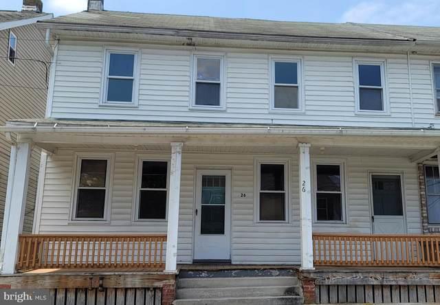 26 N Kister Street, ETTERS, PA 17319 (#PAYK160300) :: Liz Hamberger Real Estate Team of KW Keystone Realty