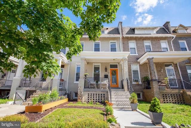 12 Evarts Street NE, WASHINGTON, DC 20002 (#DCDC526326) :: Crossman & Co. Real Estate