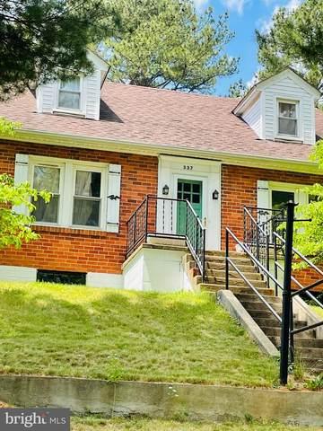 337 Mineral Street, STRASBURG, VA 22657 (#VASH122582) :: Eng Garcia Properties, LLC