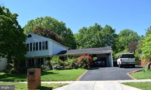 12603 King Arthur Court, GLENN DALE, MD 20769 (#MDPG609866) :: Berkshire Hathaway HomeServices McNelis Group Properties