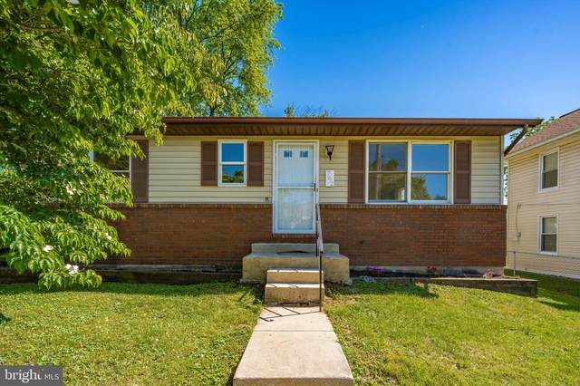 762 Central Avenue, SYKESVILLE, MD 21784 (#MDCR205360) :: RE/MAX Advantage Realty