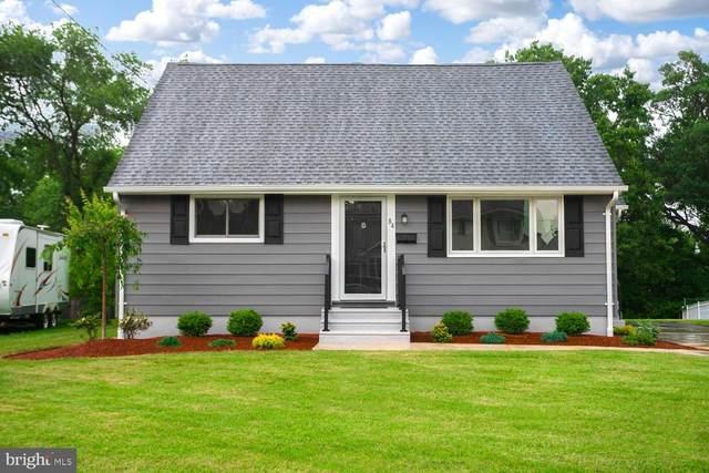 84 Eaton Road, BORDENTOWN, NJ 08505 (#NJBL399888) :: Blackwell Real Estate