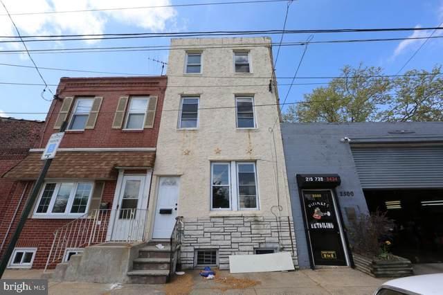 2504 E Cumberland Street, PHILADELPHIA, PA 19125 (#PAPH1026942) :: The Dailey Group