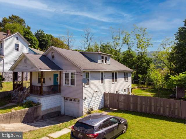 113 Division Street, WESTERNPORT, MD 21562 (#MDAL137264) :: Berkshire Hathaway HomeServices McNelis Group Properties