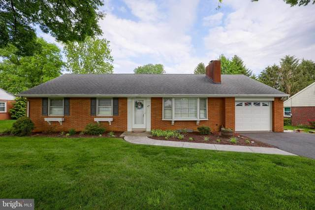 69 Highland Drive, LANCASTER, PA 17602 (#PALA183884) :: The Craig Hartranft Team, Berkshire Hathaway Homesale Realty