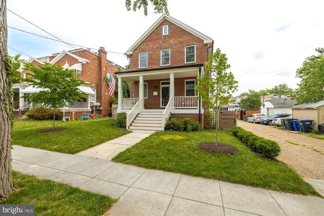 4211 12TH Place NE, WASHINGTON, DC 20017 (#DCDC526352) :: Eng Garcia Properties, LLC