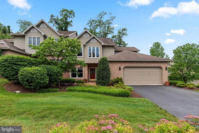 8 Crain Circle, LEMOYNE, PA 17043 (#PACB135944) :: The Joy Daniels Real Estate Group