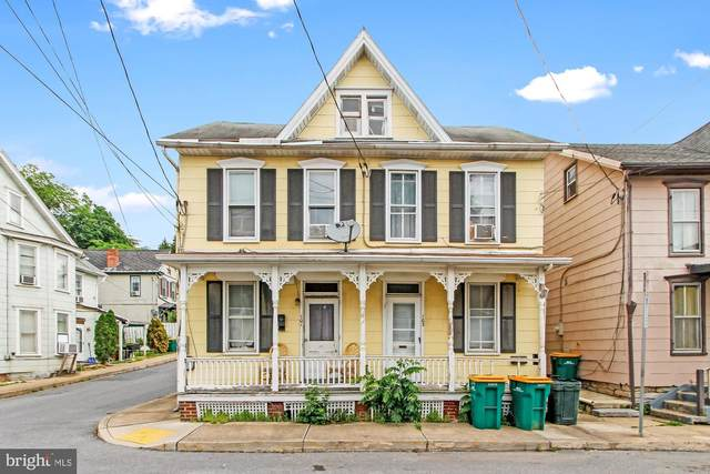 101 E. North Street, WAYNESBORO, PA 17268 (#PAFL180450) :: Flinchbaugh & Associates