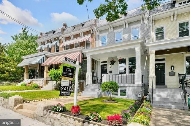 5231 8TH Street NW, WASHINGTON, DC 20011 (#DCDC526358) :: Sunrise Home Sales Team of Mackintosh Inc Realtors