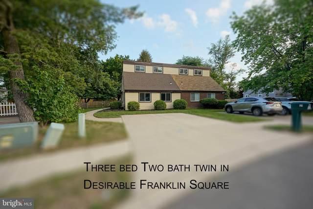 121 Franklin Drive, VOORHEES, NJ 08043 (#NJCD422126) :: Keller Williams Flagship of Maryland