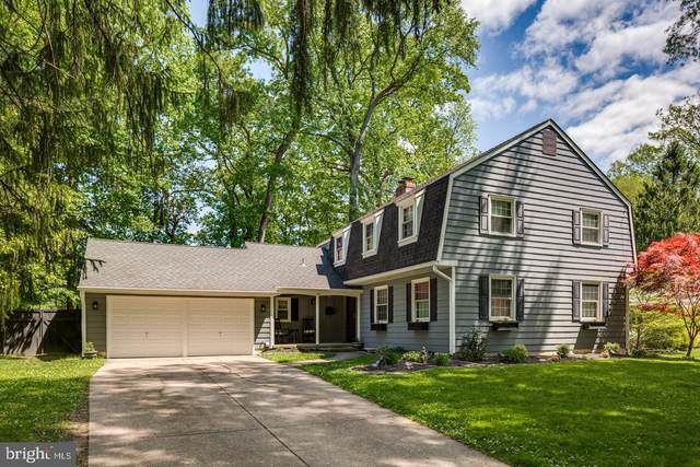 114 Deerfield Drive, CHERRY HILL, NJ 08034 (#NJCD422128) :: Rowack Real Estate Team