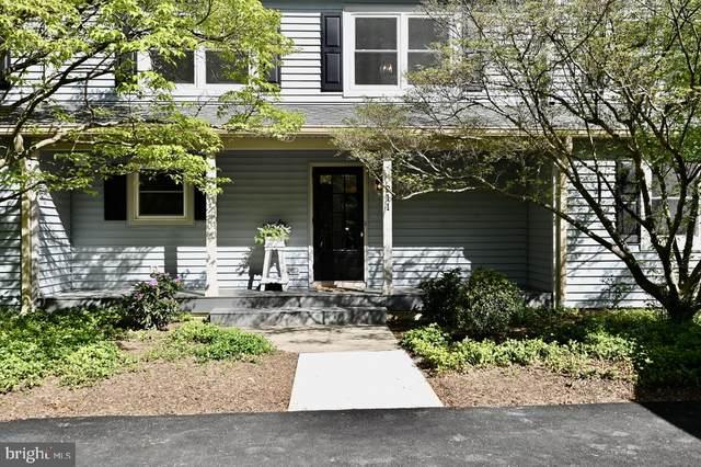 211 Ross Stevenson Circle, PRINCETON, NJ 08540 (#NJME314040) :: Linda Dale Real Estate Experts
