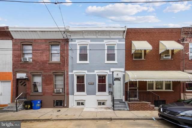 1605 S Chadwick Street, PHILADELPHIA, PA 19145 (#PAPH1027024) :: RE/MAX Advantage Realty