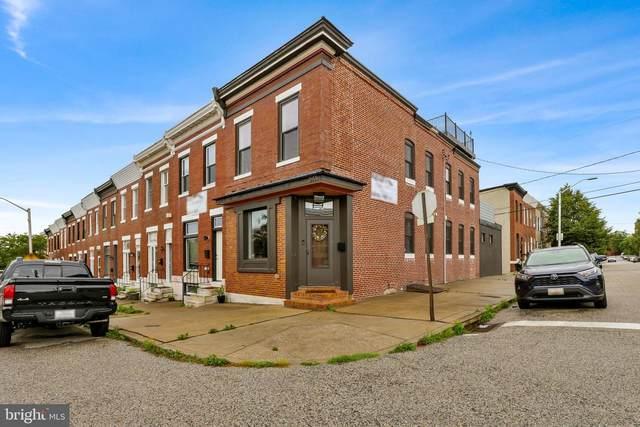 3901 Fait Avenue, BALTIMORE, MD 21224 (#MDBA554912) :: McClain-Williamson Realty, LLC.