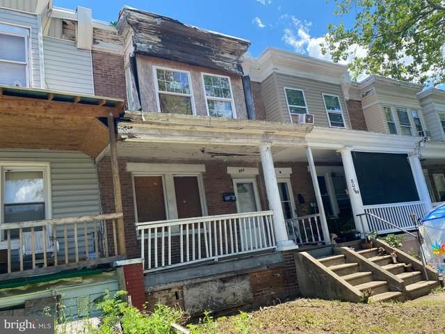 811 Elsinore Place, CHESTER, PA 19013 (#PADE548536) :: Sunrise Home Sales Team of Mackintosh Inc Realtors