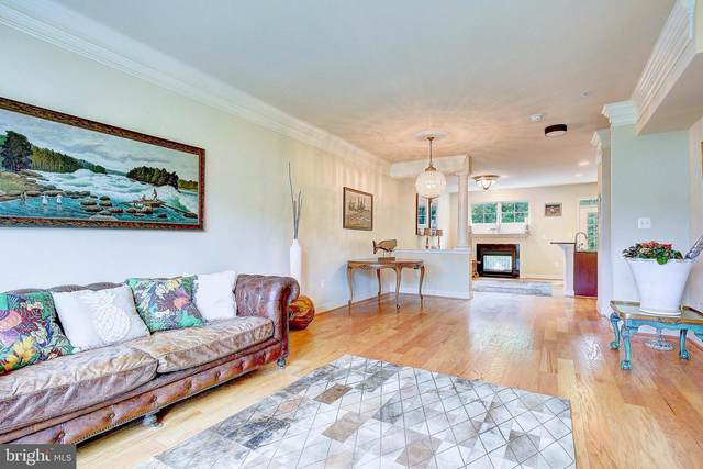 207 Vanguard Lane, ANNAPOLIS, MD 21401 (#MDAA471734) :: Better Homes Realty Signature Properties