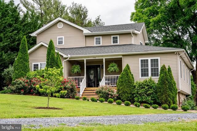 798 Turkey Knob Road, QUICKSBURG, VA 22847 (#VASH122588) :: Better Homes Realty Signature Properties