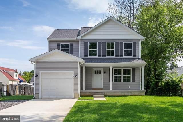 206 Fowler Avenue, WESTVILLE, NJ 08093 (#NJGL277096) :: Rowack Real Estate Team