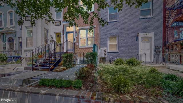 445 M Street NW #1, WASHINGTON, DC 20001 (#DCDC526408) :: Tom & Cindy and Associates