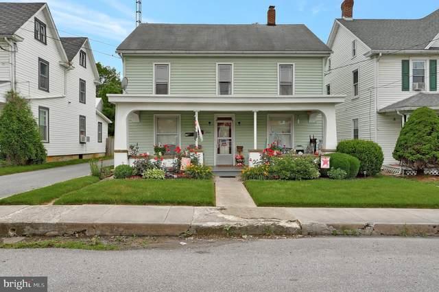 204 Park Ave S, MERCERSBURG, PA 17236 (#PAFL180460) :: The Joy Daniels Real Estate Group