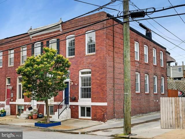 700 S Eaton Street, BALTIMORE, MD 21224 (#MDBA554926) :: SURE Sales Group