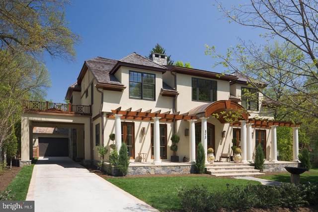 4313 Rosedale Avenue, BETHESDA, MD 20814 (#MDMC763520) :: Ultimate Selling Team