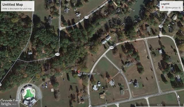 Lot 47A Merganser Street, MONTROSS, VA 22520 (#VAWE118620) :: Pearson Smith Realty