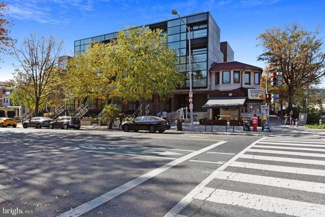 2250 11TH Street NW #203, WASHINGTON, DC 20001 (#DCDC526424) :: VSells & Associates of Compass
