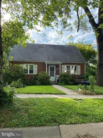10120 Crestwood Road, KENSINGTON, MD 20895 (#MDMC763544) :: Crews Real Estate