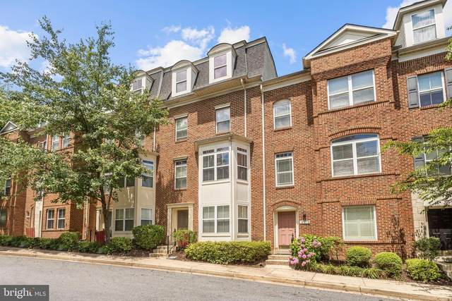 10210 Pembroke Green Place #95, COLUMBIA, MD 21044 (#MDHW296232) :: AJ Team Realty