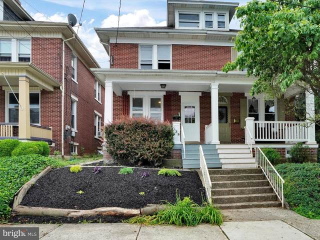 138 W Gay Street, RED LION, PA 17356 (#PAYK160340) :: The Paul Hayes Group | eXp Realty