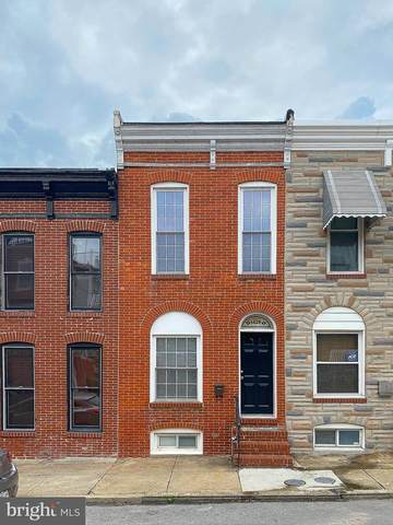 1429 Henry Street, BALTIMORE, MD 21230 (#MDBA554948) :: Cortesi Homes