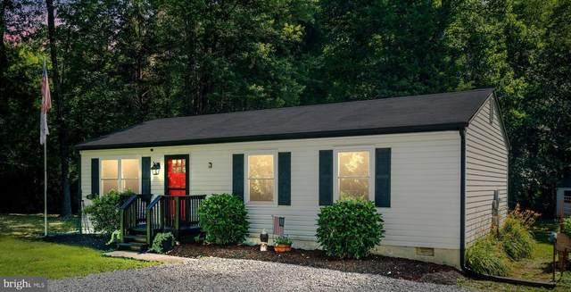7013 Aspen, SPOTSYLVANIA, VA 22551 (#VASP232432) :: Boyle & Kahoe Real Estate