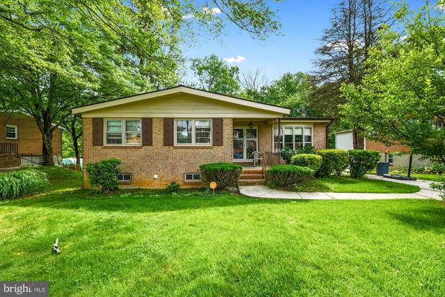 9405 Jodale Road, RANDALLSTOWN, MD 21133 (#MDBC532516) :: The Piano Home Group
