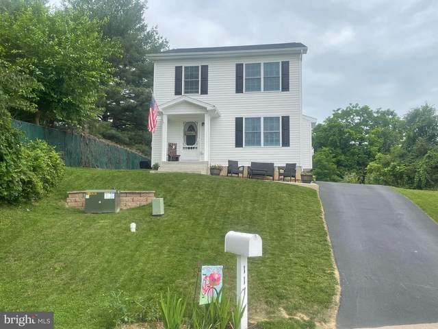 117 Barley Lane, CHARLES TOWN, WV 25414 (#WVJF142972) :: Eng Garcia Properties, LLC