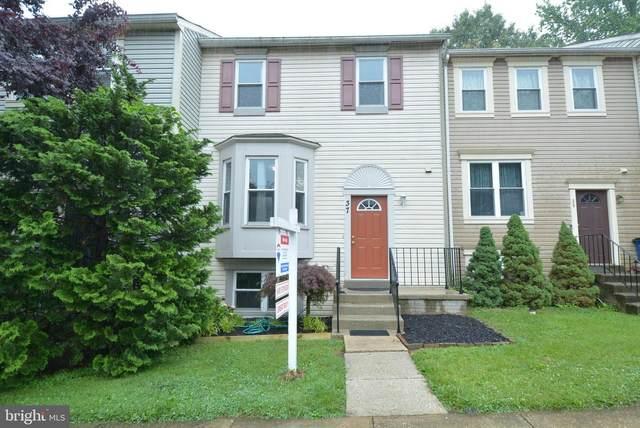 37 Kinsman View Circle, SILVER SPRING, MD 20901 (#MDMC763574) :: Better Homes Realty Signature Properties