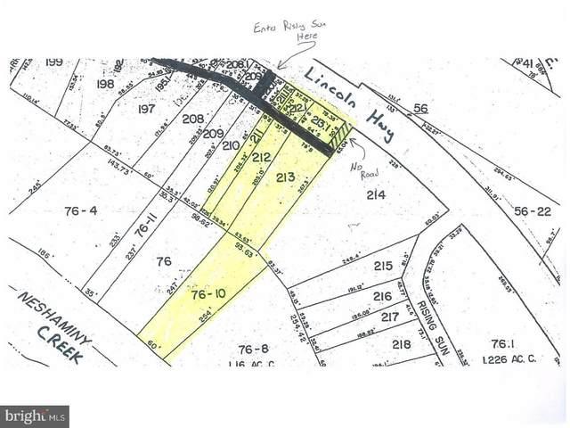 1407 Rising Sun Avenue, LANGHORNE, PA 19047 (#PABU530216) :: Blackwell Real Estate