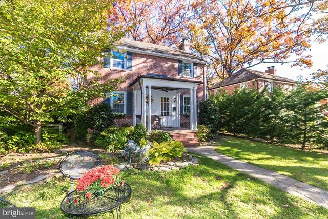 6907 Kenleigh Road, BALTIMORE, MD 21212 (#MDBC532540) :: The Sky Group