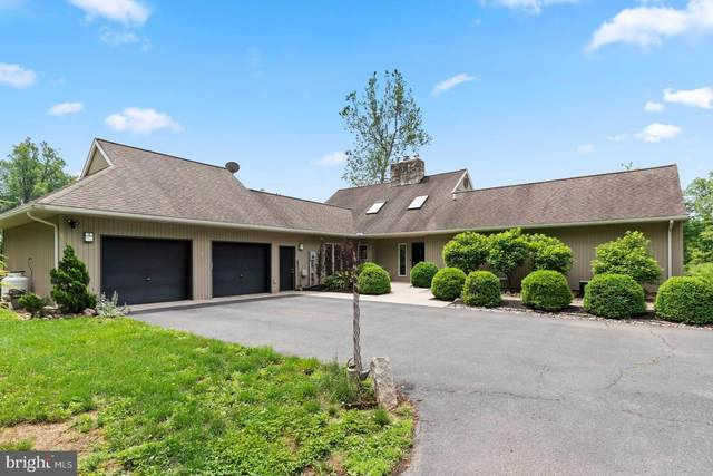 423 Old Stage Road, LEWISBERRY, PA 17339 (#PAYK160368) :: Flinchbaugh & Associates