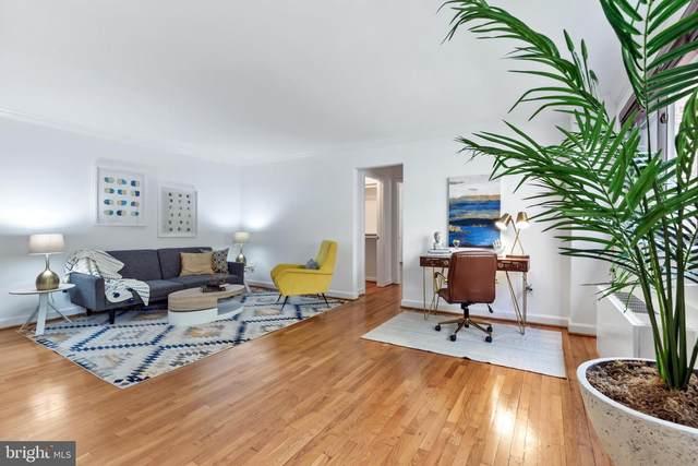 2725 39TH Street NW #404, WASHINGTON, DC 20007 (#DCDC526478) :: Shamrock Realty Group, Inc