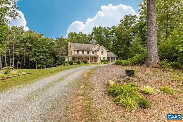231 Carriage Lane, MADISON, VA 22727 (#618638) :: Eng Garcia Properties, LLC