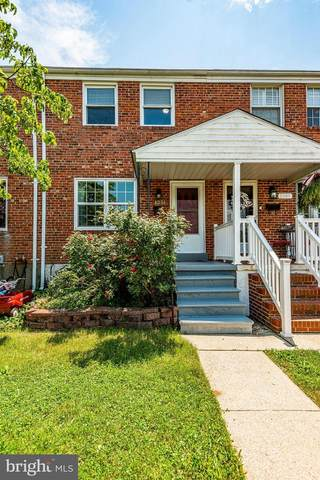 1251 Brewster Street, BALTIMORE, MD 21227 (#MDBC532554) :: Shamrock Realty Group, Inc