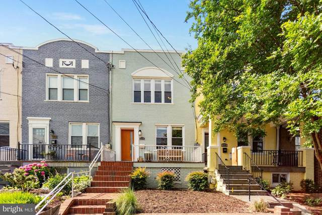 514 Buchanan Street NW, WASHINGTON, DC 20011 (#DCDC526488) :: Sunrise Home Sales Team of Mackintosh Inc Realtors
