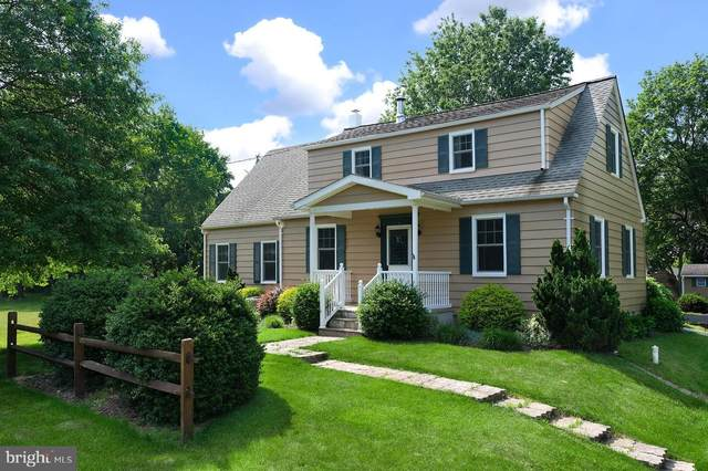 324 Washington Crossing Pennington Road, TITUSVILLE, NJ 08560 (#NJME314080) :: The Schiff Home Team