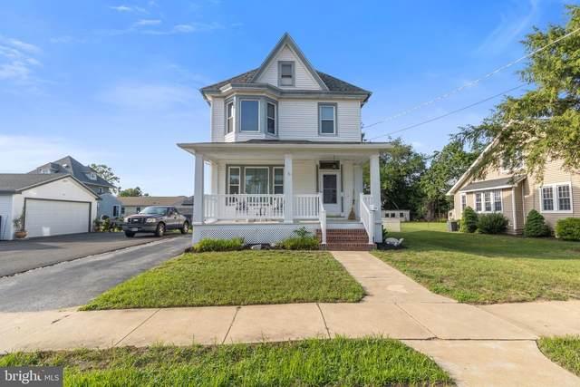 221 Weatherby Avenue, SWEDESBORO, NJ 08085 (#NJGL277124) :: Better Homes Realty Signature Properties