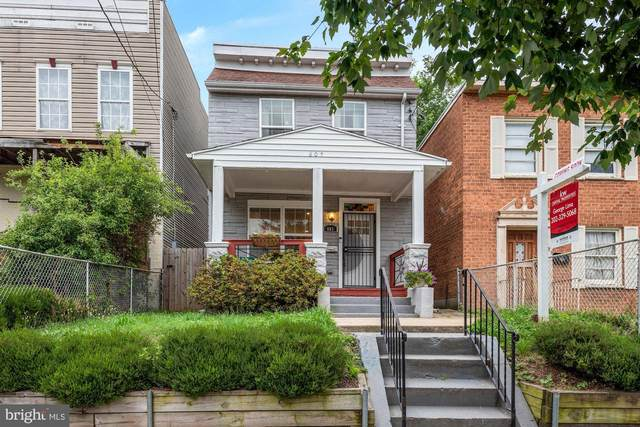 805 44TH Street NE, WASHINGTON, DC 20019 (#DCDC526514) :: Bowers Realty Group