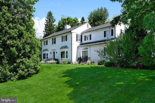 1 River Knoll Drive, TITUSVILLE, NJ 08560 (MLS #NJME314088) :: The Dekanski Home Selling Team