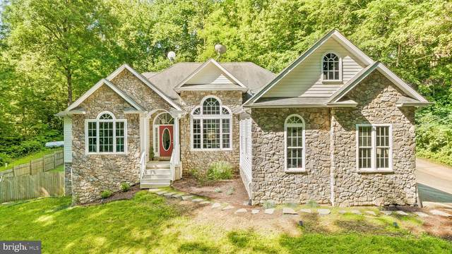 1808 Wilson Road, HUNTINGTOWN, MD 20639 (#MDCA183512) :: The Licata Group / EXP Realty