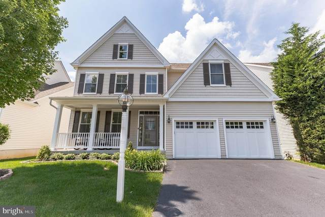 921 Phipps Way, BLUE BELL, PA 19422 (#PAMC697190) :: Shamrock Realty Group, Inc